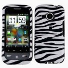 FOR HTC Droid Eris Cover Hard Case Zebra