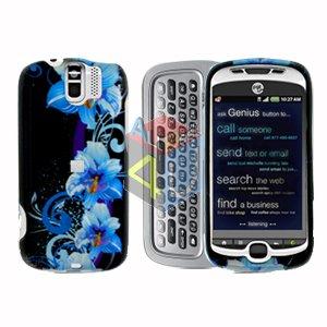 FOR HTC MyTouch 3G Slide Cover Hard Case Flower