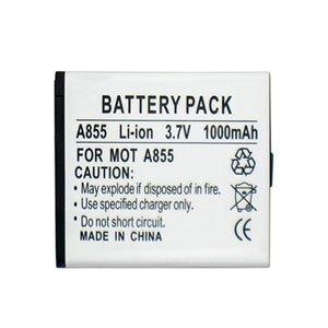 For Motorola Droid A855 Standard Replacement Battery Li-ion-1000mah