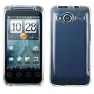 FOR HTC Evo Shift 4G Cover Hard Case Transparent Clear