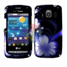 For LG Vortex VS660 Cover Hard Case B-Flower