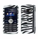 For LG KeyBo2 KeyBo 2 Cover Hard Case Zebra