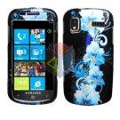 For Samsung Focus i917 Cover Hard Case Flower