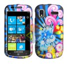 For Samsung Focus i917 Cover Hard Case A-Flower