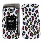For Samsung Zeal / Alias 2 U750 Cover Hard Case R-Leopard