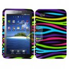 For Samsung Galaxy Tab Cover Hard Case Rainbow ( i800 / p1000 )