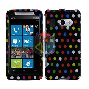 For HTC Surround T8788 Cover Hard Case R-Dot