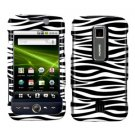 For Huawei Ascend M860 Cover Hard Case Zebra