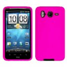 FOR HTC Desire HD A9191 Silicon cover case Hot Pink