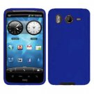 FOR HTC Desire HD A9191 Silicon cover case Blue