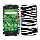 For Samsung Galaxy S 4G Cover Hard Case Zebra