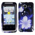 FOR HTC Evo Shift 4G Cover Hard Case B-Flower