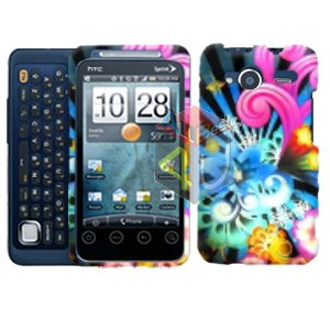 For Motorola Atrix 4G MB860 Cover Hard Case A-Flower