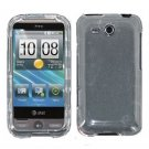 FOR HTC Freestyle Cover Hard Phone Case Transparent Clear