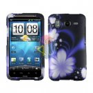 FOR HTC Inspire 4G Cover Hard Phone Case B-Flower