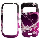 For Nokia Astound C7 Cover Hard Case Love