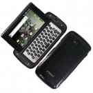 For Samsung Sidekick 4G T839 Cover Hard Phone Case Carbon Fiber