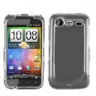 FOR HTC Droid Incredible 2 Cover Hard Phone Case Clear