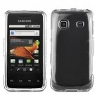For Samsung Galaxy Prevail Cover Hard Case Clear