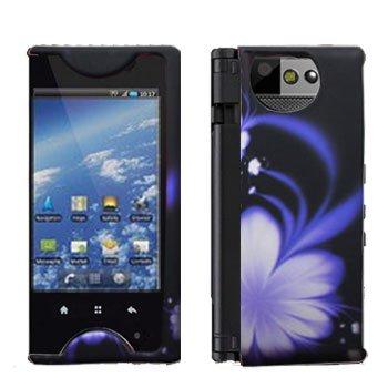 For Kyocera Echo M9300 Cover Hard Case B-Flower