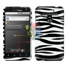 For LG Revolution VS910 Cover Hard Case Zebra