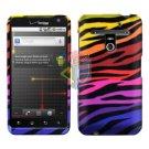 For LG Revolution VS910 Cover Hard Case C-Zebra