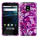 For LG Optimus 2x P990 Cover Hard Case P-Flower