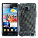 For Samsung Galaxy S II i9100 Cover Hard Case Carbon Fiber