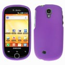 For Samsung Gravity Smart / Galaxy Q SGH-T589 Cover Hard Case Purple