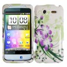 For HTC Status / ChaCha Cover Hard Case G-Lily
