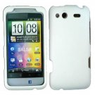 For HTC Status / ChaCha Cover Hard Case White