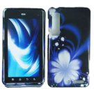 For Motorola Droid 3 XT862 Cover Hard Case B-Flower