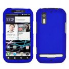 For Motorola Photon 4G/ Electrify MB855 Cover Hard Case Blue