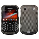 For BlackBerry Bold 9900 4G Cover Hard Case Carbon Fiber