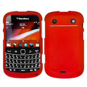For BlackBerry Bold 9900 4G Cover Hard Case Red