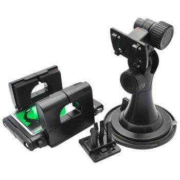 For LG Thrill 4G / Optimus 3D P925 Windshield Mount / Car Holder