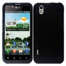 For LG Marquee LS855/ Optimus Black P970 Cover Hard Case Black