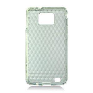 For Samsung Galaxy S II 4G TPU Case H-Clear