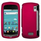 For LG Genesis US760 Cover Hard Case R-Pink