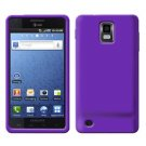 For Samsung Infuse 4G i997 Cover Hard Case Purple