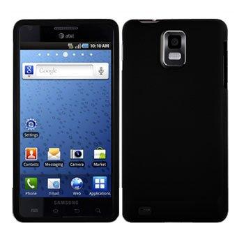 For Samsung Infuse 4G i997 Cover Hard Case Black