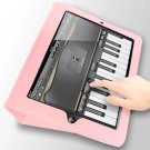 For Apple ipad 2 Cover Leather Case w/ Kick Stand Pink
