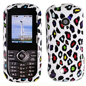 For LG Cosmos 2 VN251 Cover Hard Case R-Leopard