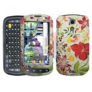 For Samsung Galaxy S Epic 4G D700 Cover Hard Case R-Flower