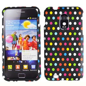 For Samsung Galaxy S II Epic 4G Touch D710 Cover Hard Case R-Dot