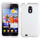 For Samsung Galaxy S II Epic 4G Touch D710 Cover Hard Case White