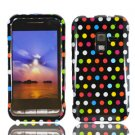 For Samsung Conqure 4G D600 Cover Hard Case R-Dot