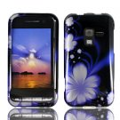 For Samsung Conqure 4G D600 Cover Hard Case B-Flower