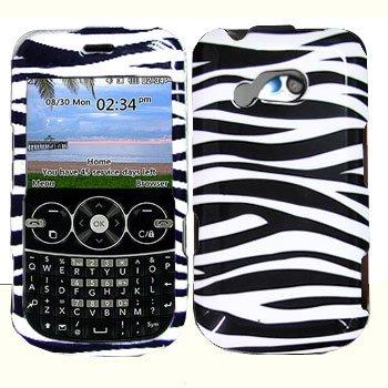 For LG Gossip GW300 / 900g Cover Hard Case Zebra