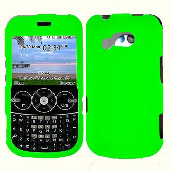 For LG Gossip GW300 / 900g Cover Hard Case Neon Green